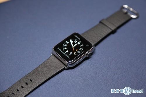 苹果手表AppleWatch专题:标准版运动版时尚款选购全攻略